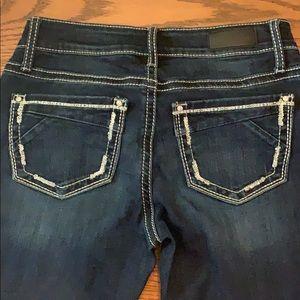 ⭐️Sale⭐️Day trip boot cut jeans